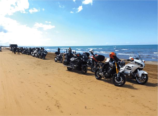 レンタルバイクを活用した中部・北陸へのインバウンド誘客施策 『昇龍道バイクツアー』を北米に向け先行開始